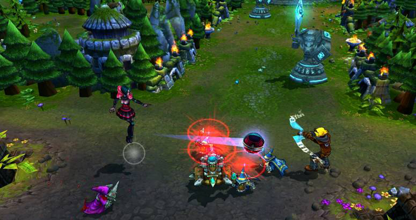 League of Legends' most popular map goes live with huge update
