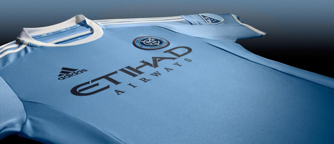 New York City FC's 2015 home kit is more of the same from City Football Group
