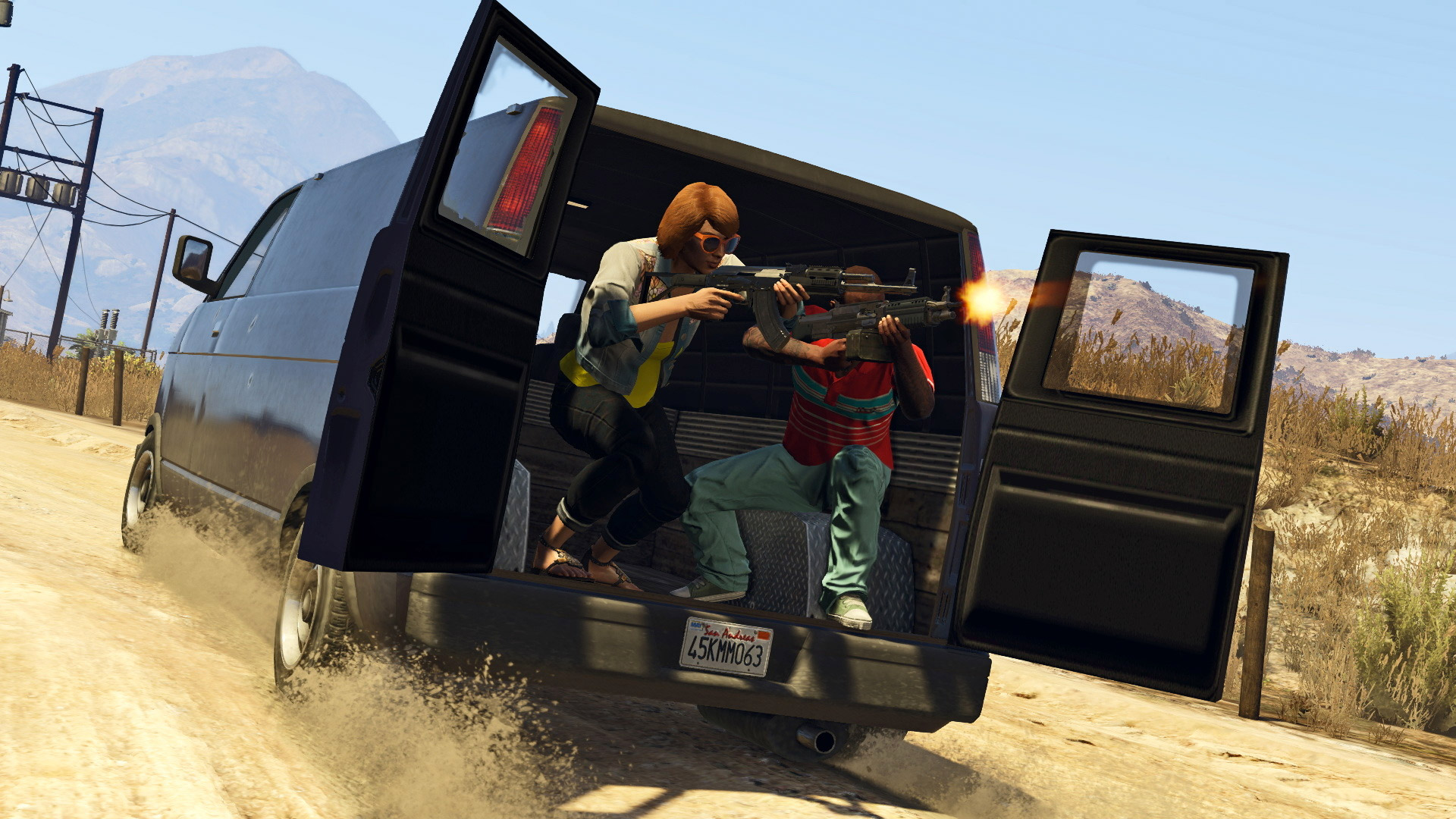 Online heists are finally coming on GTA 5