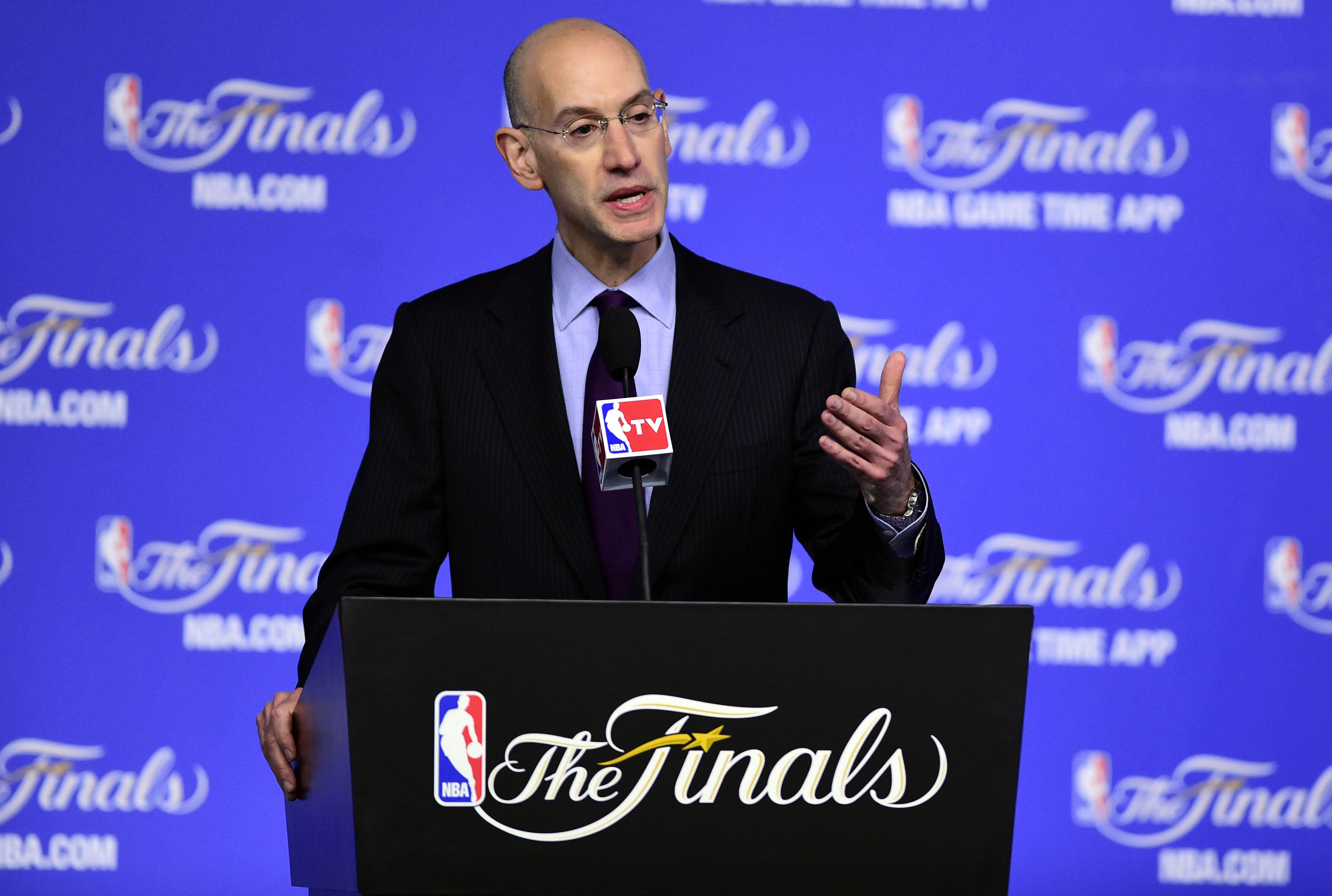 NBA fires back after Michele Roberts calls salary cap 'un-American'