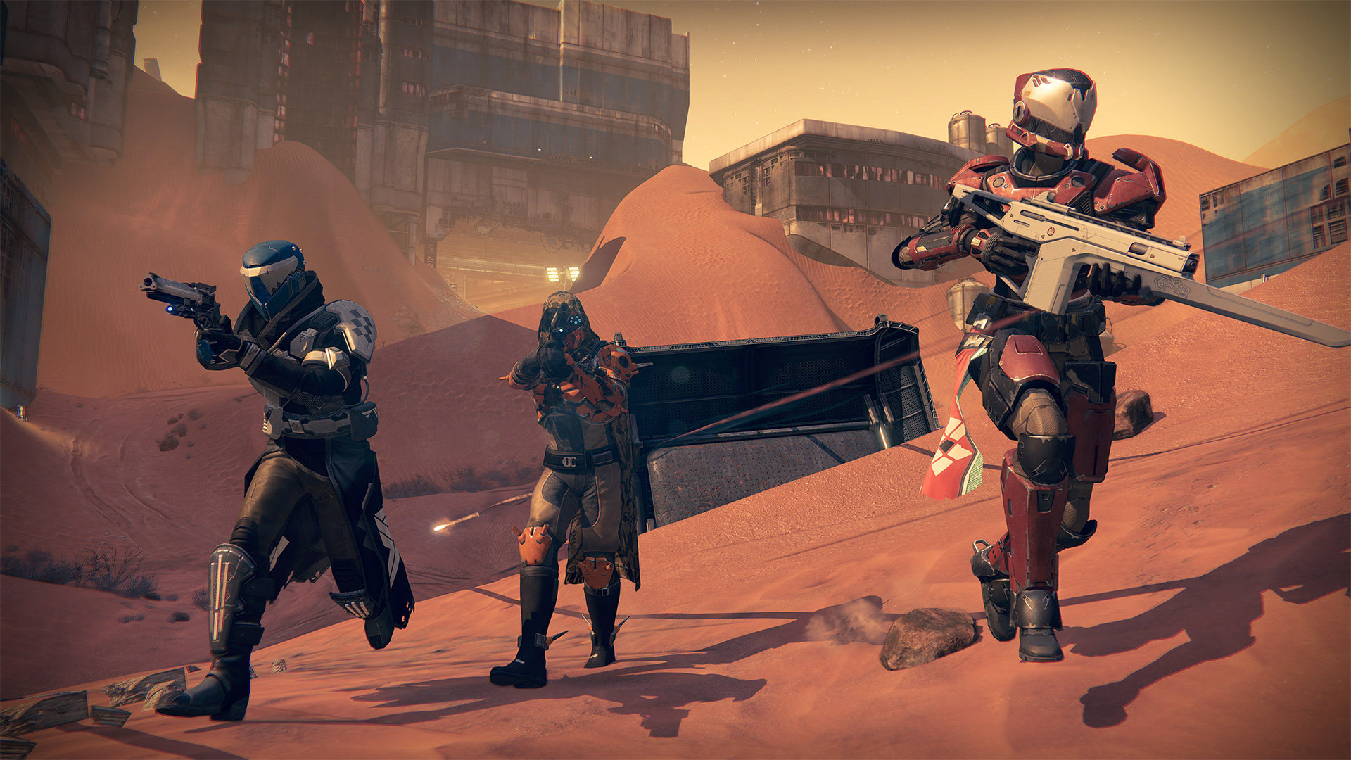 Destiny's endgame is one of the best multiplayer shooters of the year