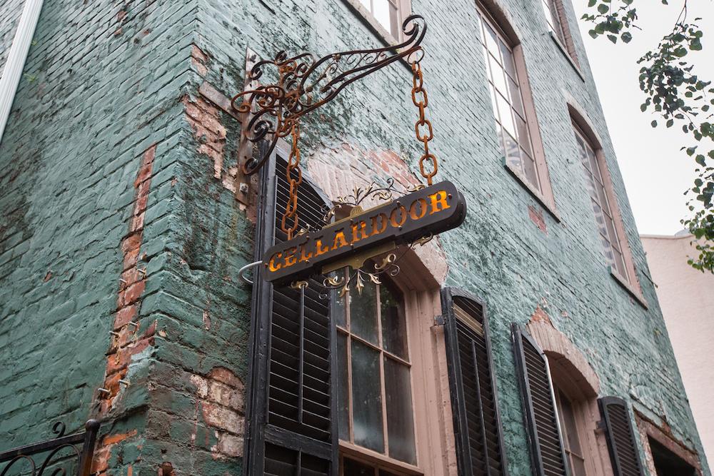 Stuffed Bagels; A Look Behind the CellarDoor & CellarDoor - Eater New Orleans