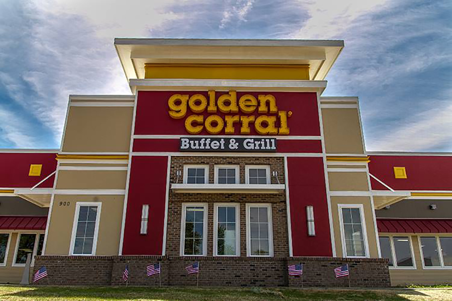 Arrests Made After Couple Falls Asleep at a Golden Corral