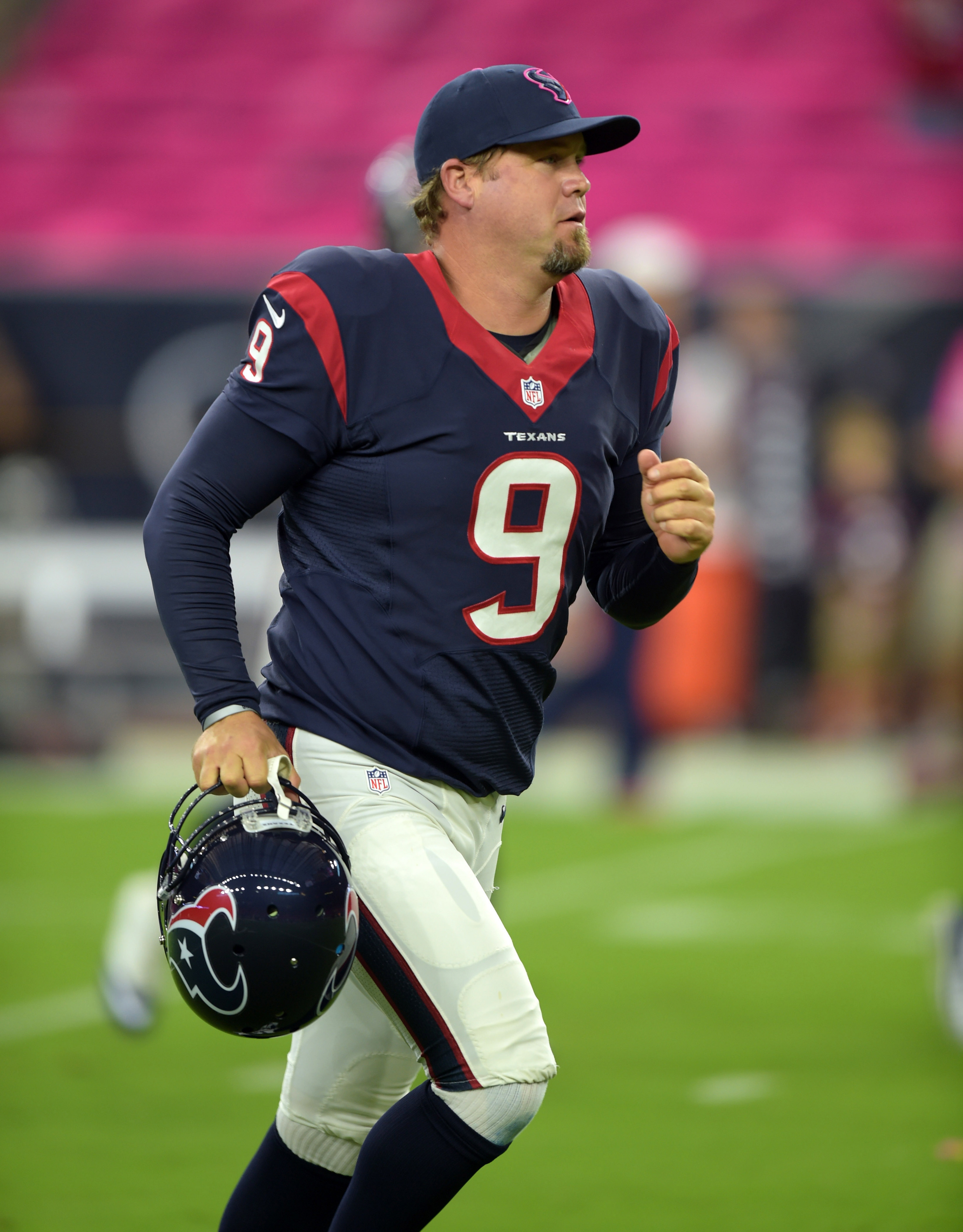 No matter what challenges we may face, we can always count on Shane Lechler.