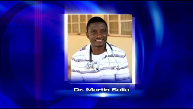 Dr. Martin Salia