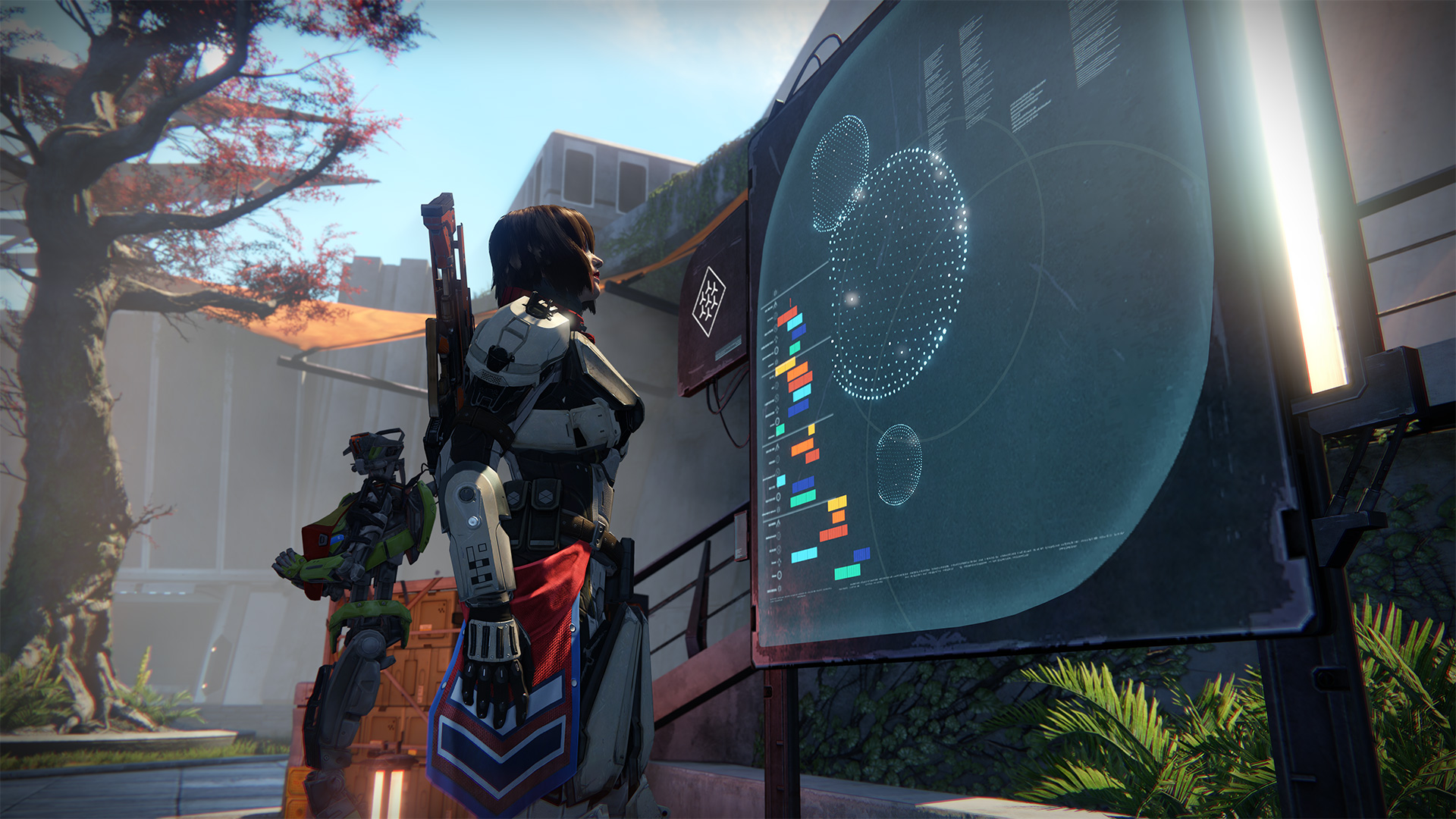 Destiny updated to 1.0.3 with 2.44 GB patch for voice chat, new bounty slots and more