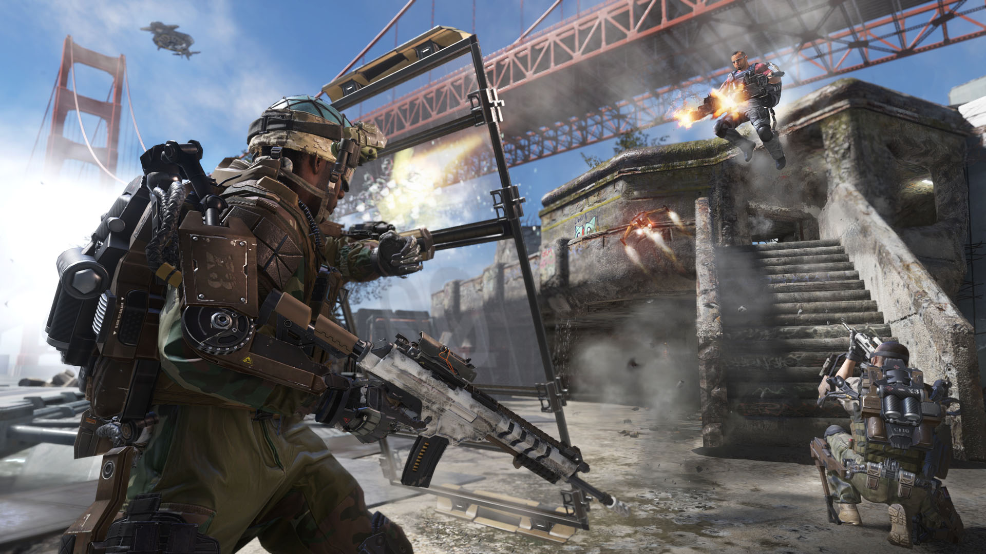 Call of Duty isn't a first-person shooter, it's something better