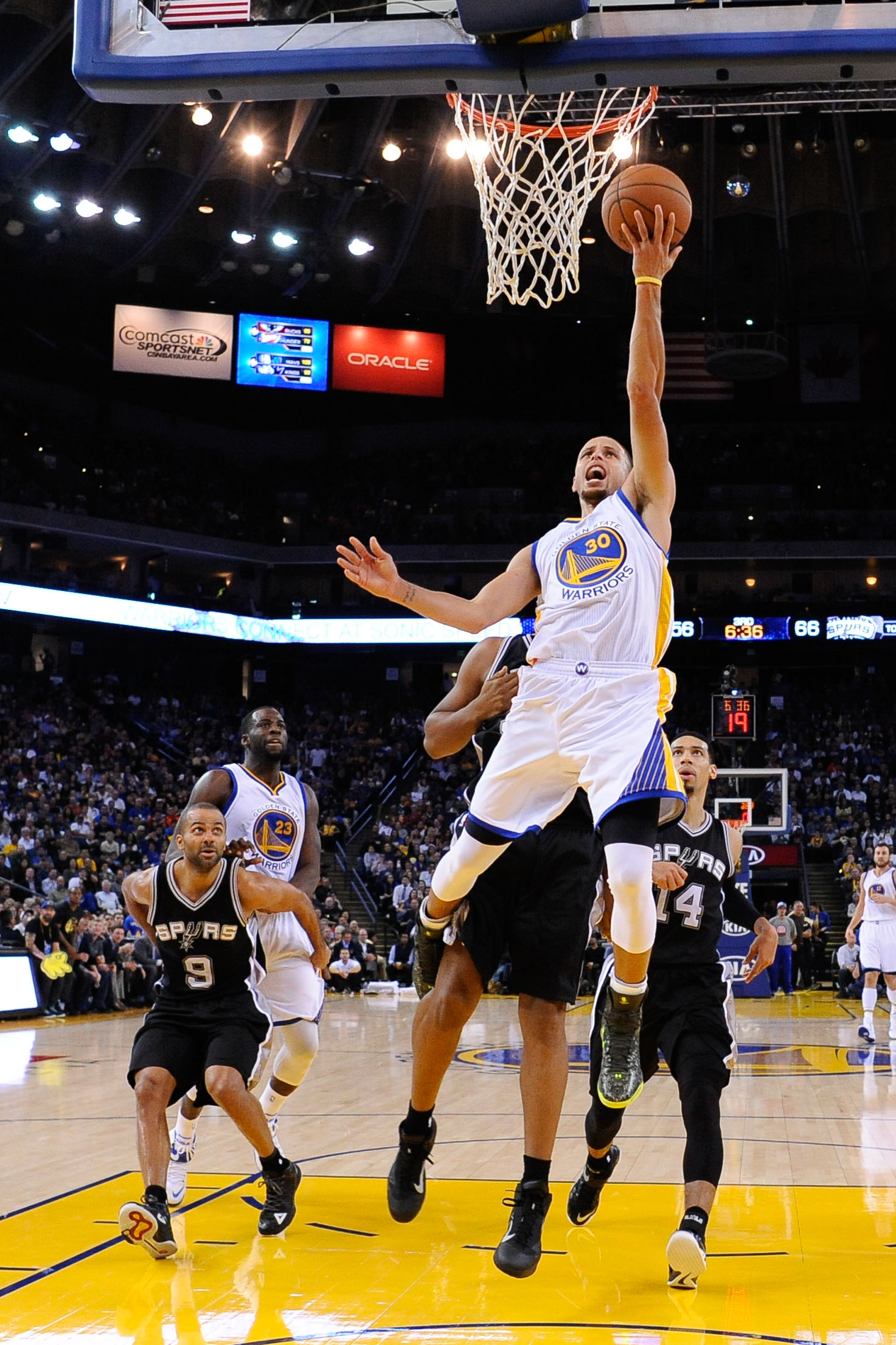 NBA power rankings 2014: Warriors continue to lead the pack