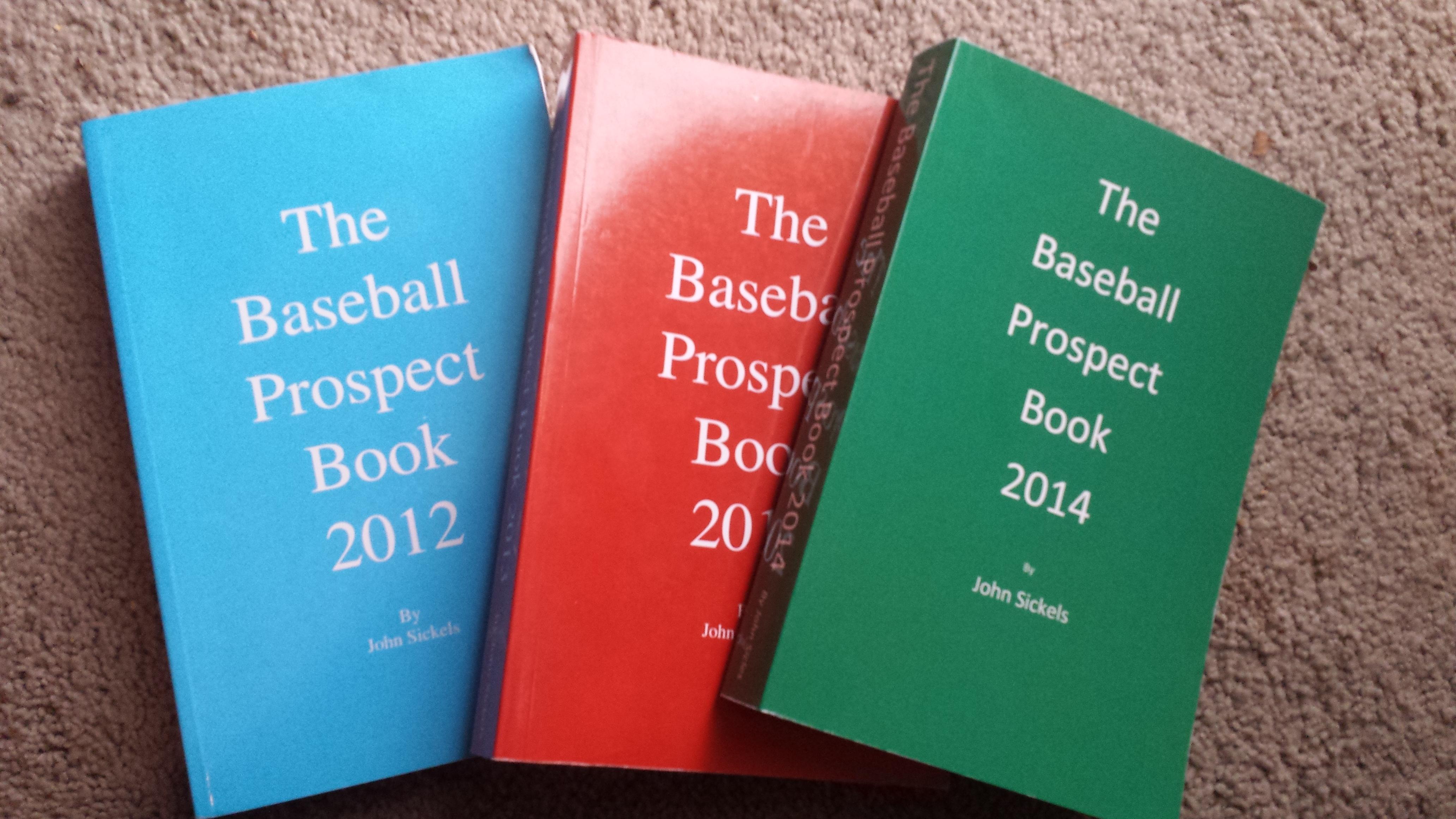 The Baseball Prospect Book