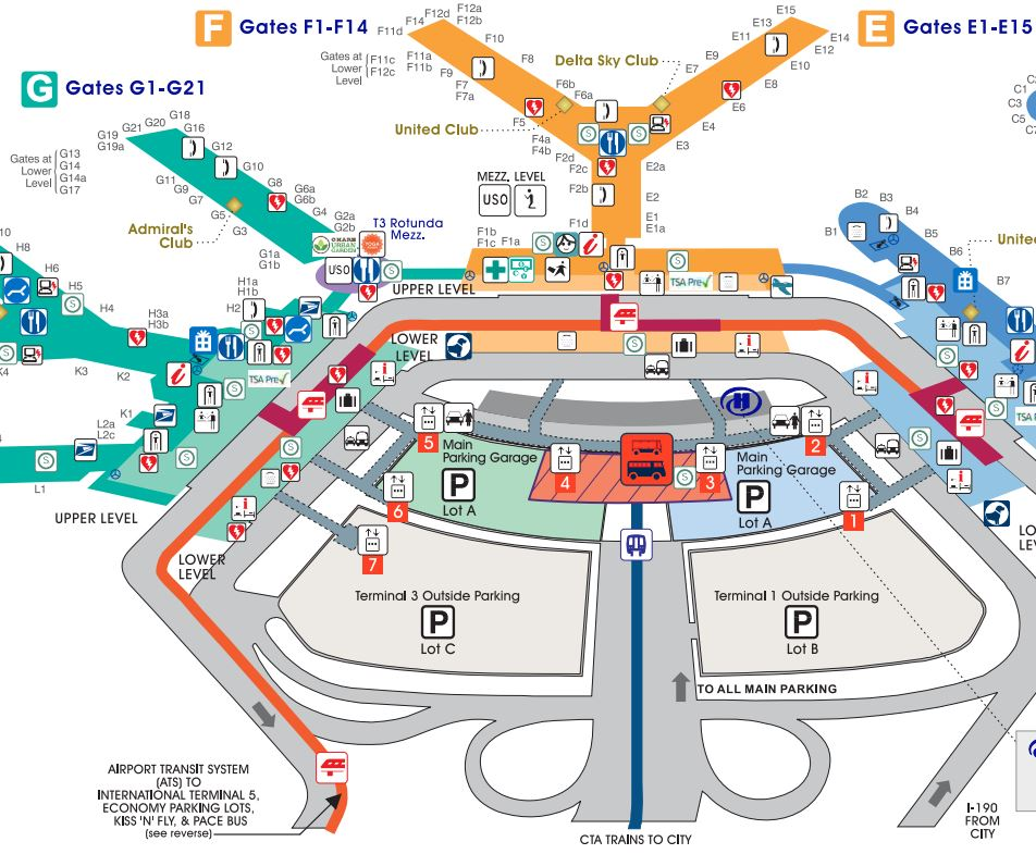Chicago O\'Hare International Airport (ORD) - Eater Chicago