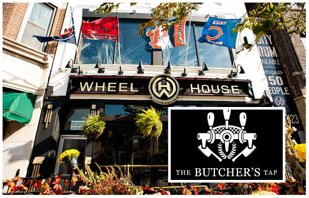 The Butcher's Tap is open on Southport.