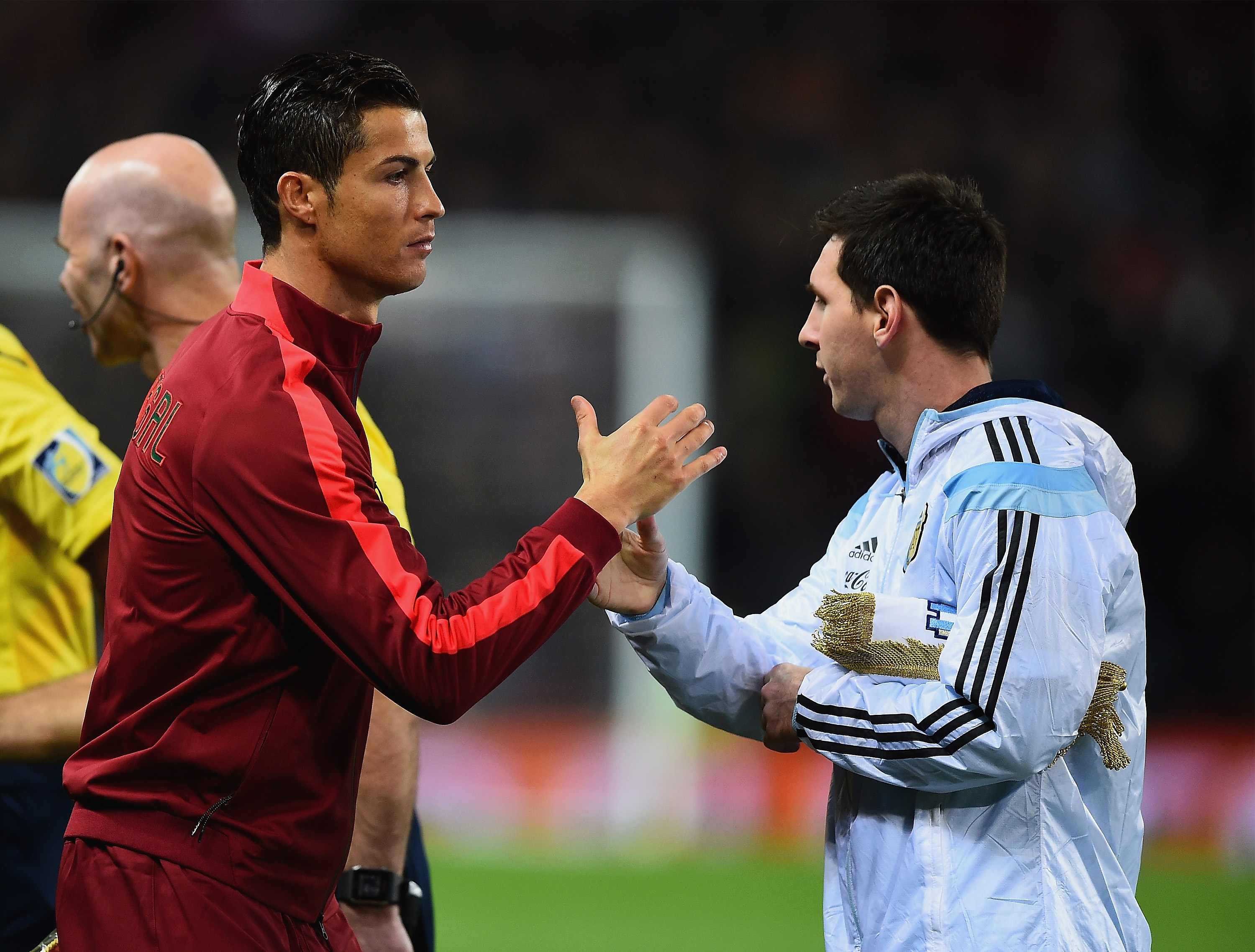 Portugal vs. Argentina: Final score 1-0, youngster Guerreiro snatchs late win