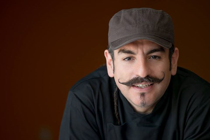 Chef and owner Aquiles Chavez of La Fisheria