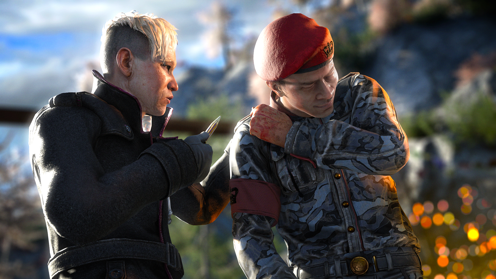 No, Far Cry 4 isn't missing that feature, you're just a pirate