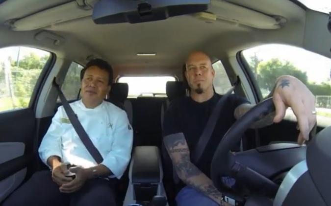 Hugo Ortega and Grego's Commuter Convo