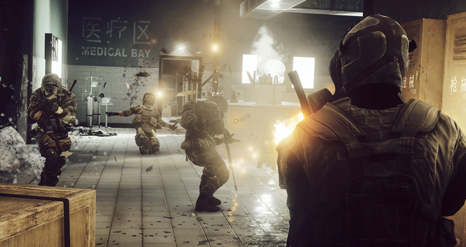 The next Battlefield game will return to its military roots in 2016