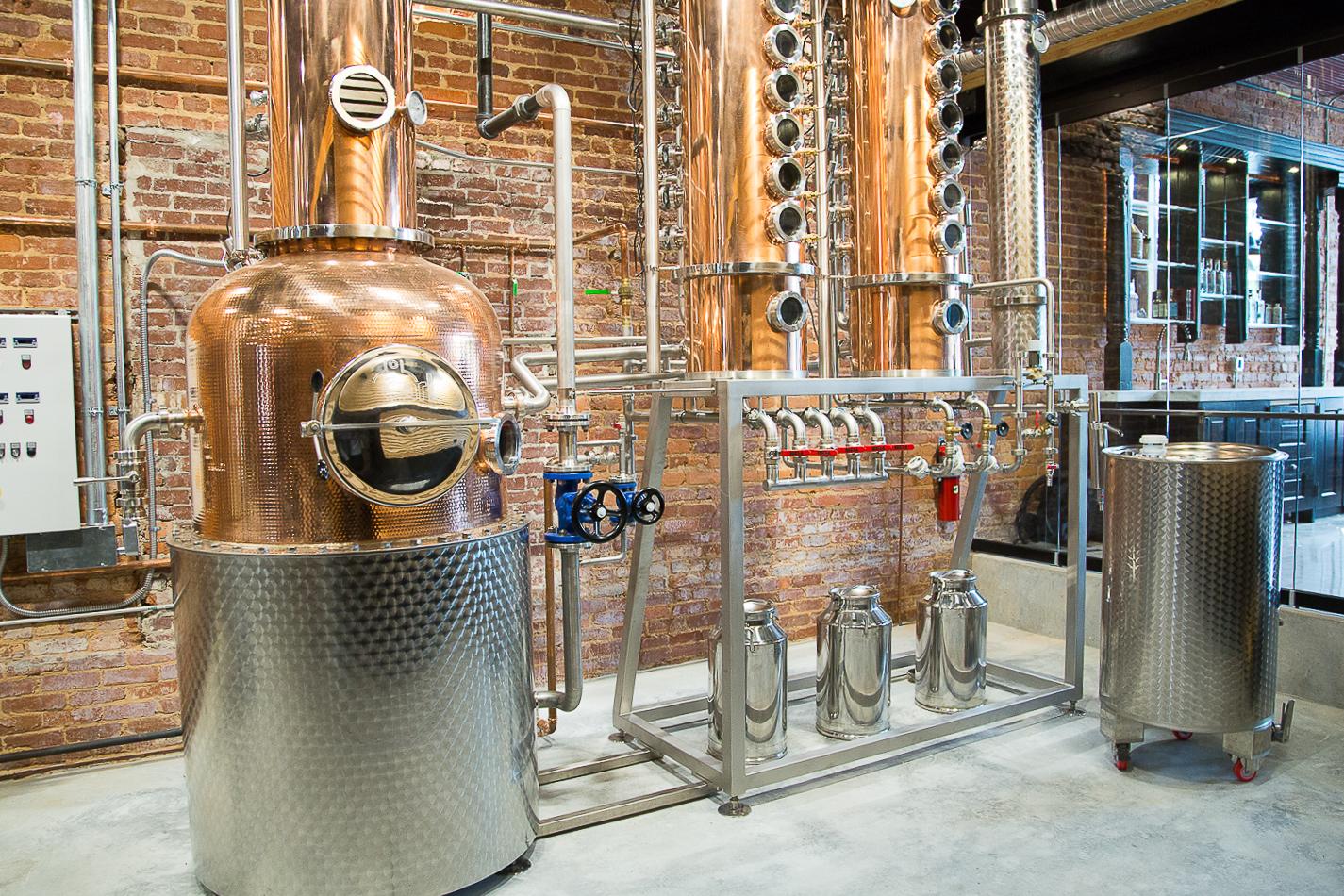 Old 4th Distillery