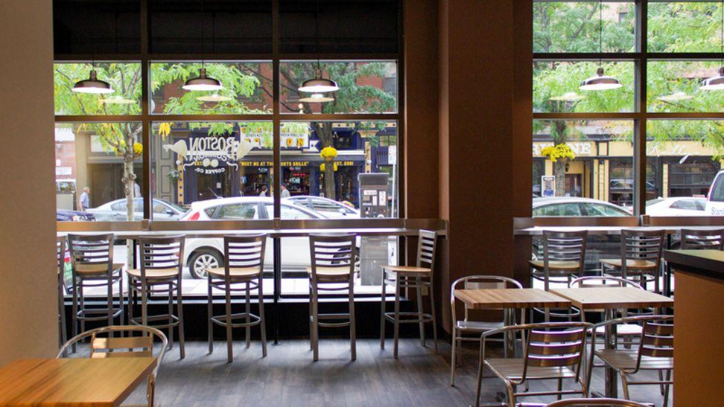 Boston Common Coffee Co. (Canal Street location)