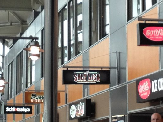 Austin Bergstrom International Airport's Dining Options