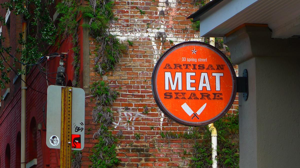 Cyber Meats!