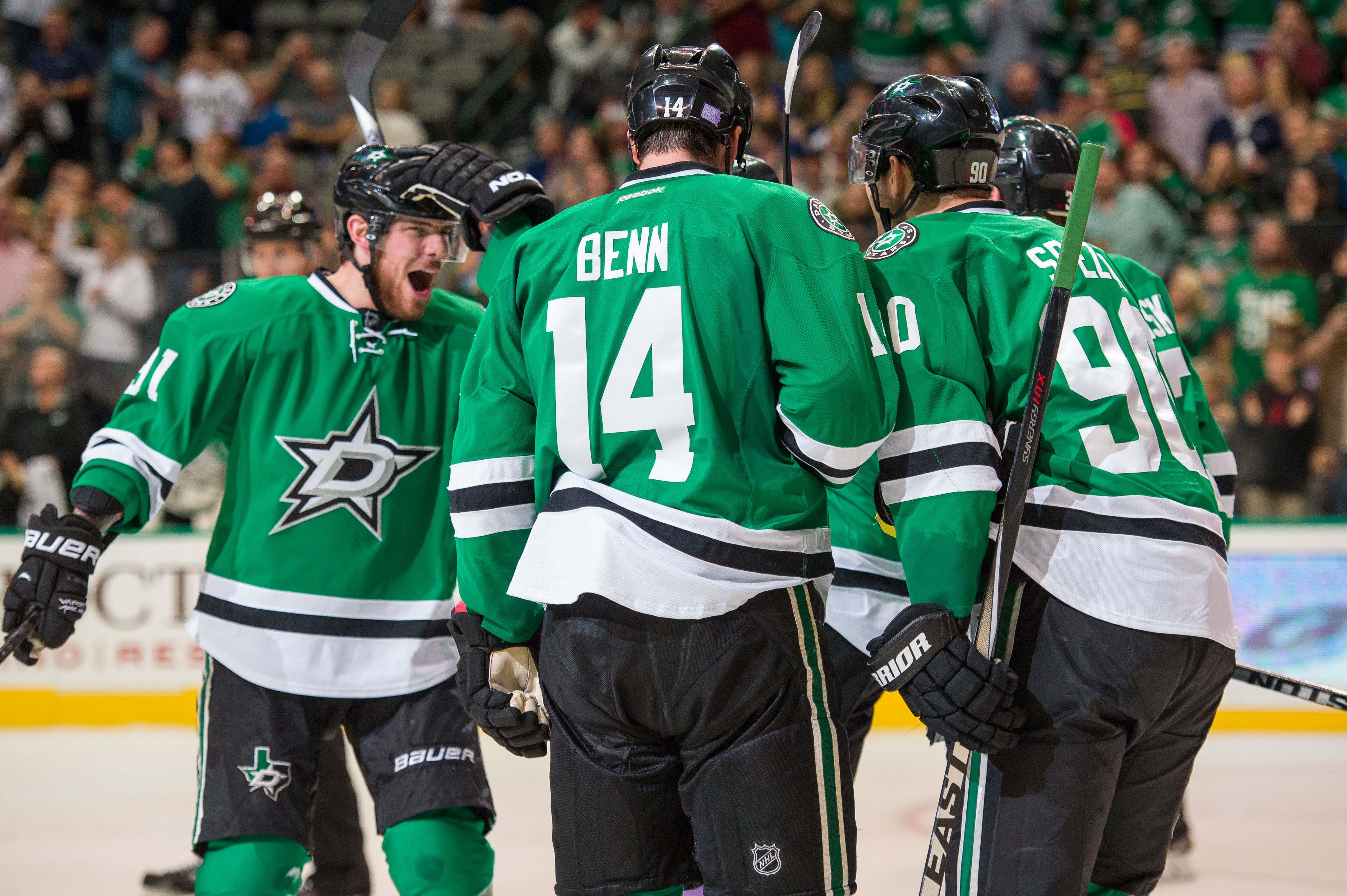 Stars fans can look forward to four more years with the Three Amigos