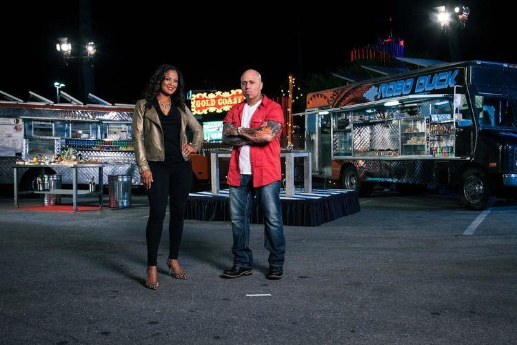 Laila Ali and Vic Vegas Moea