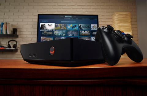 Dell's Alienware Alpha 'PC console' ships today