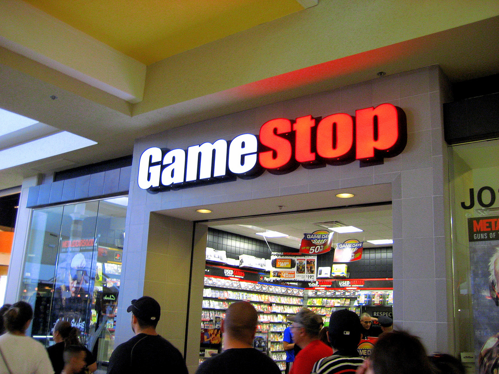 Sony and Microsoft are giving you games, and GameStop isn't happy