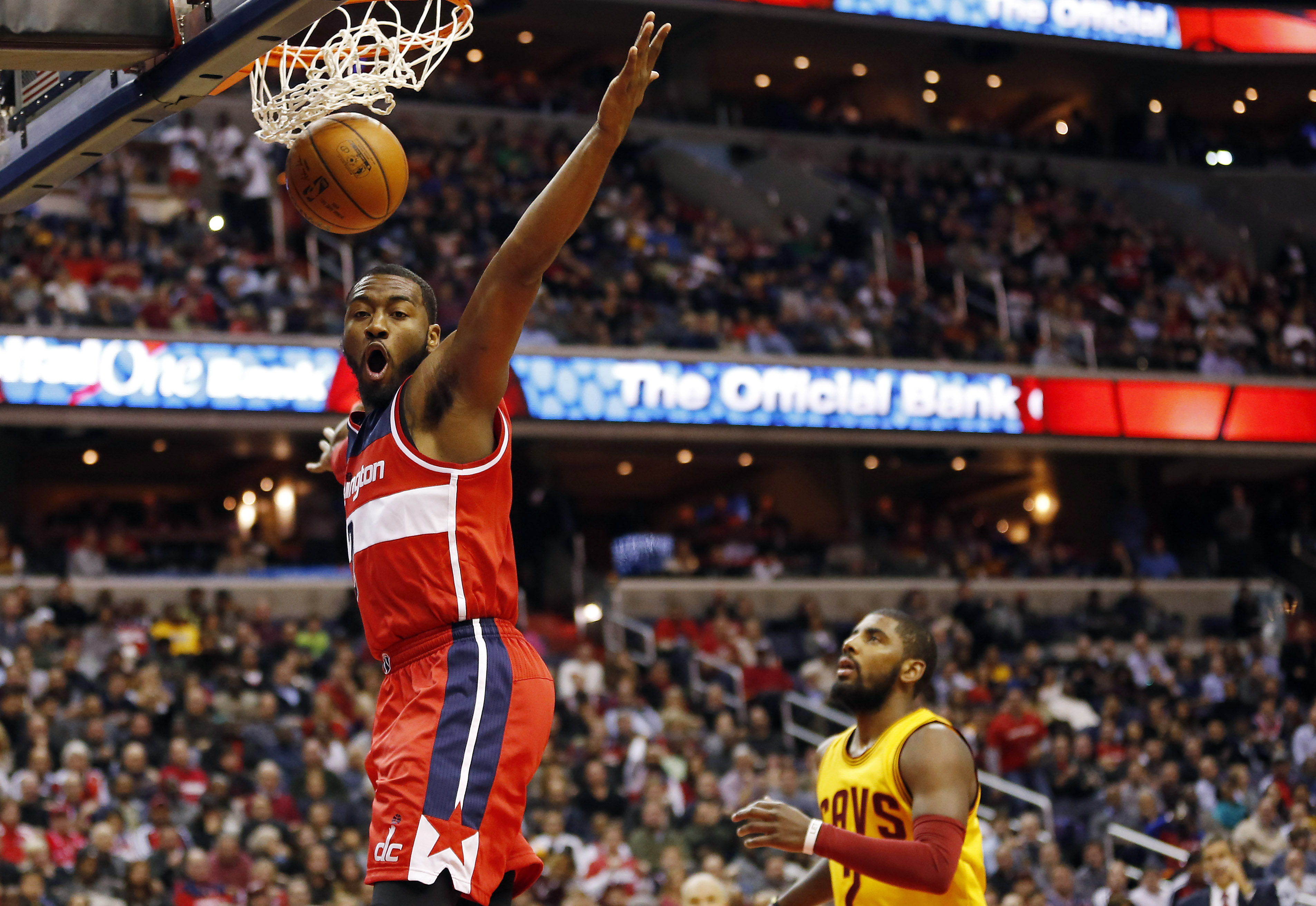 NBA scores 2014: John Wall leads Wizards over Cavs and 3 other things we learned
