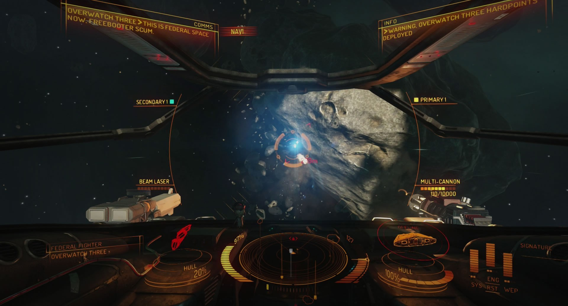 Online-only Elite: Dangerous offers refunds, but not to beta players