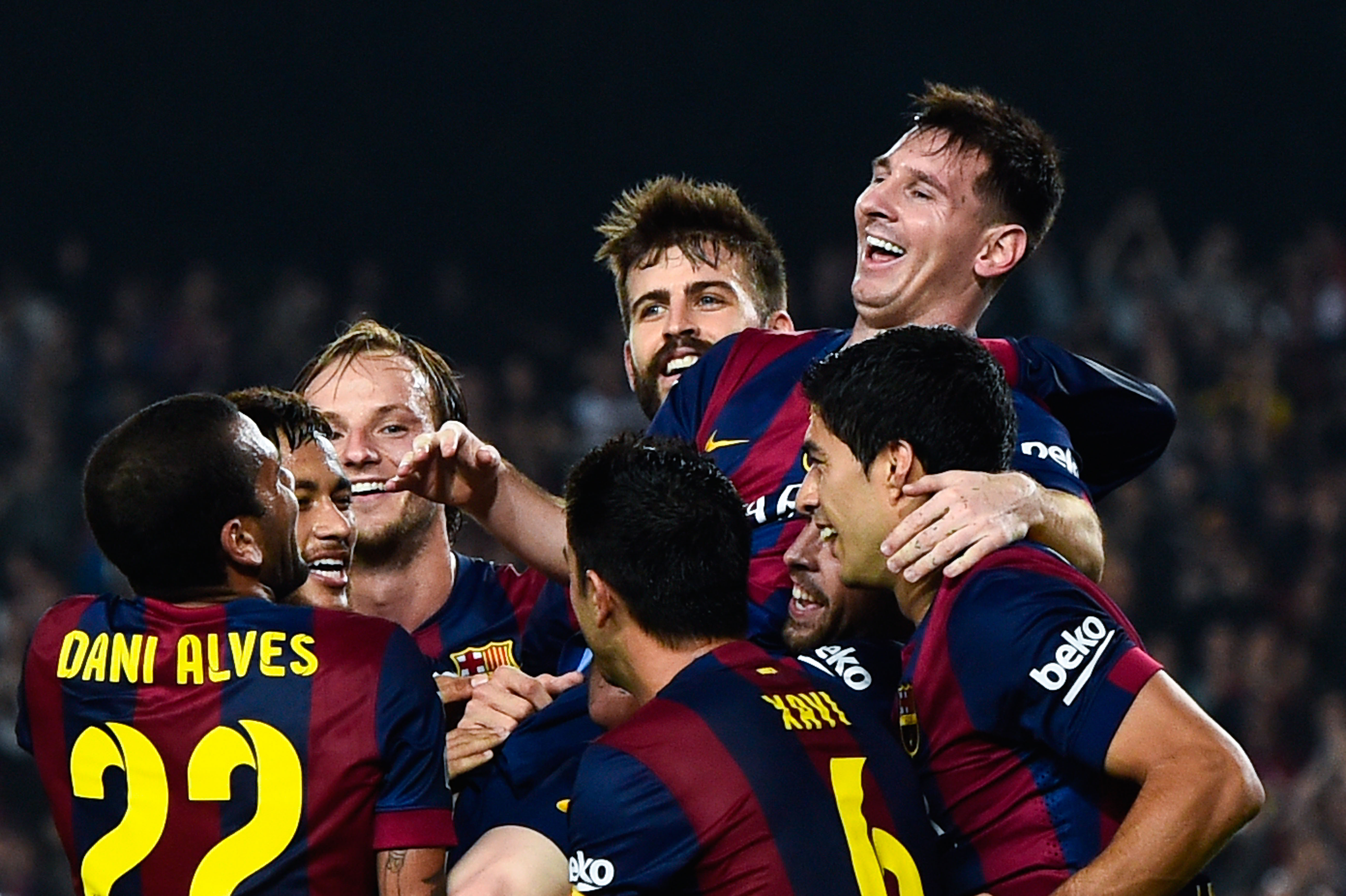 Record-breaking Lionel Messi is both football god and mere mortal