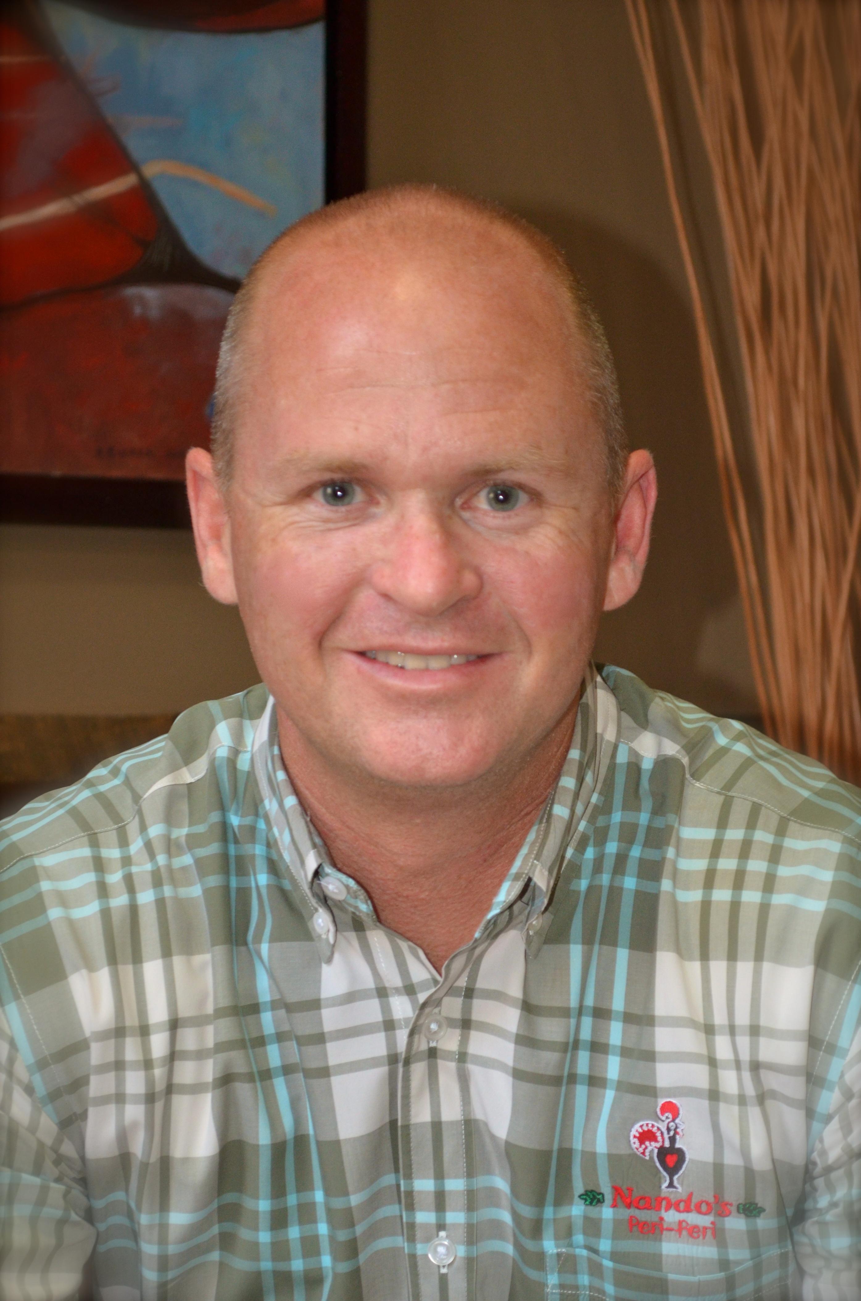 Nando's U.S. CEO Burton Heiss