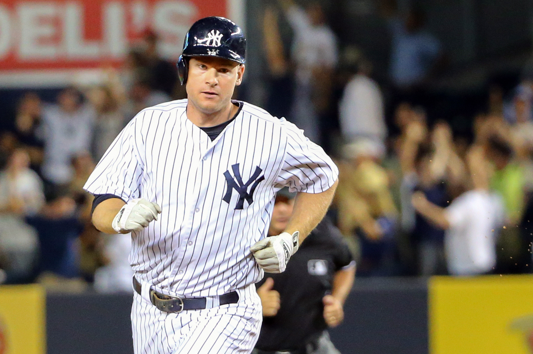 Chase Headley, Yankees agree to 4-year, $50 million contract