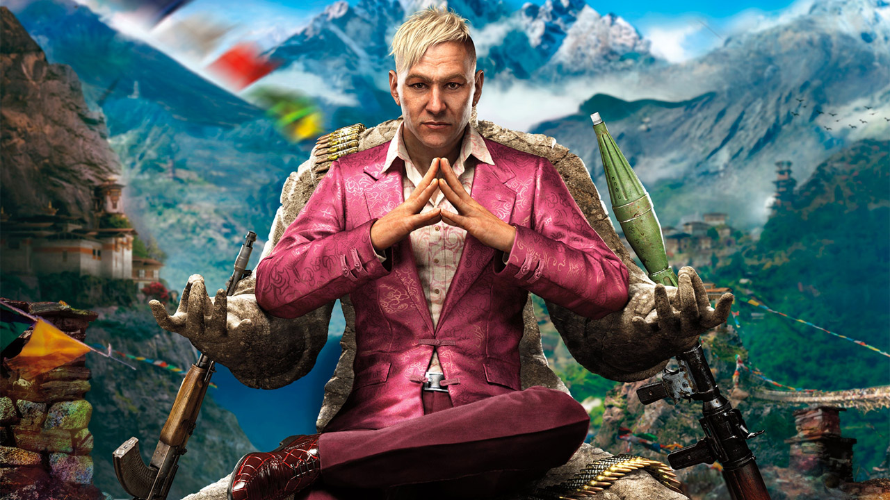 Have you found Far Cry 4's second alternate ending?