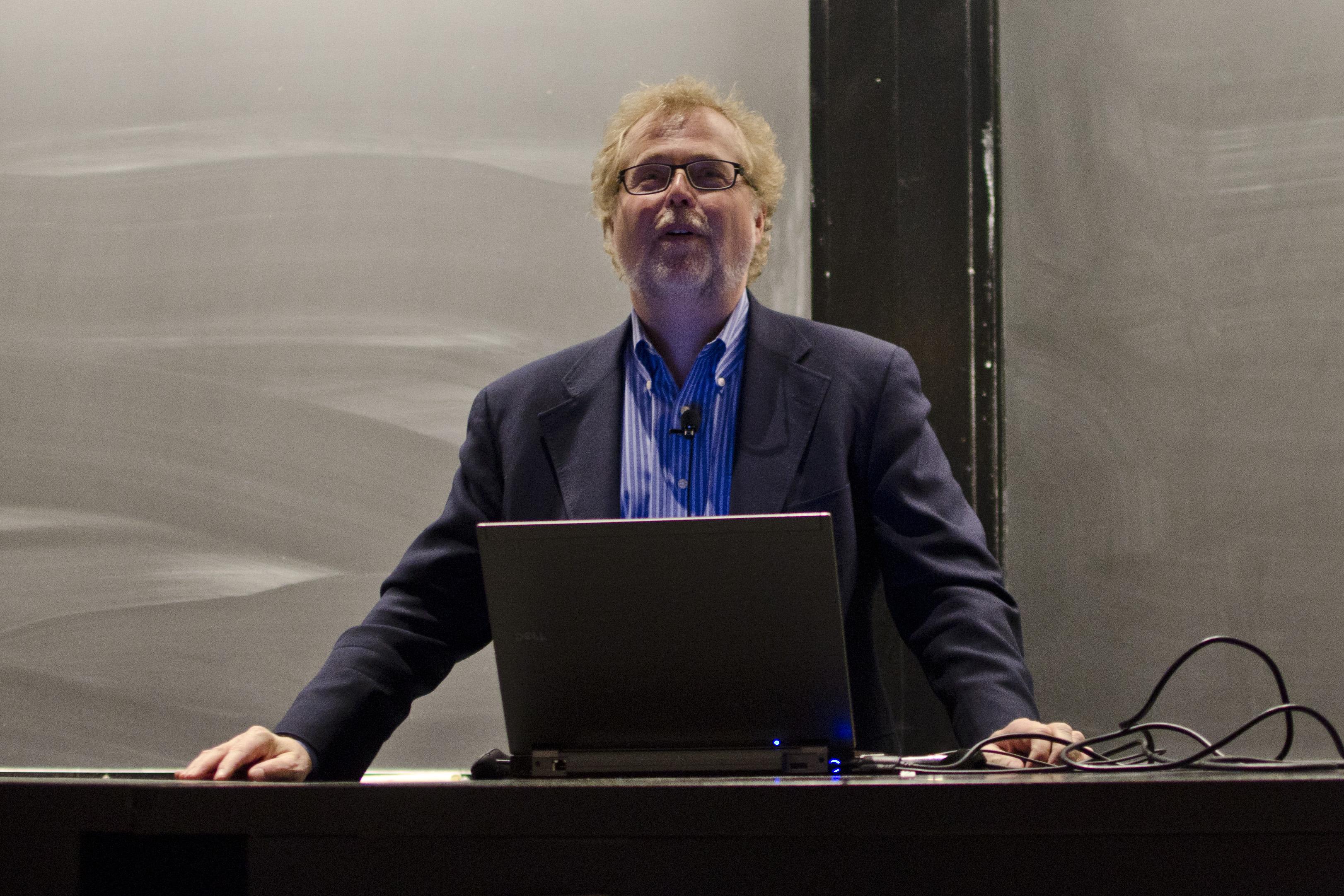 Nathan Myhrvold at Harvard, November 25, 2014