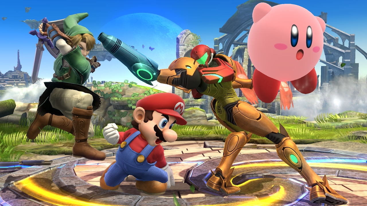 Super Smash Bros. for Wii U is the new challenger on Quality Control
