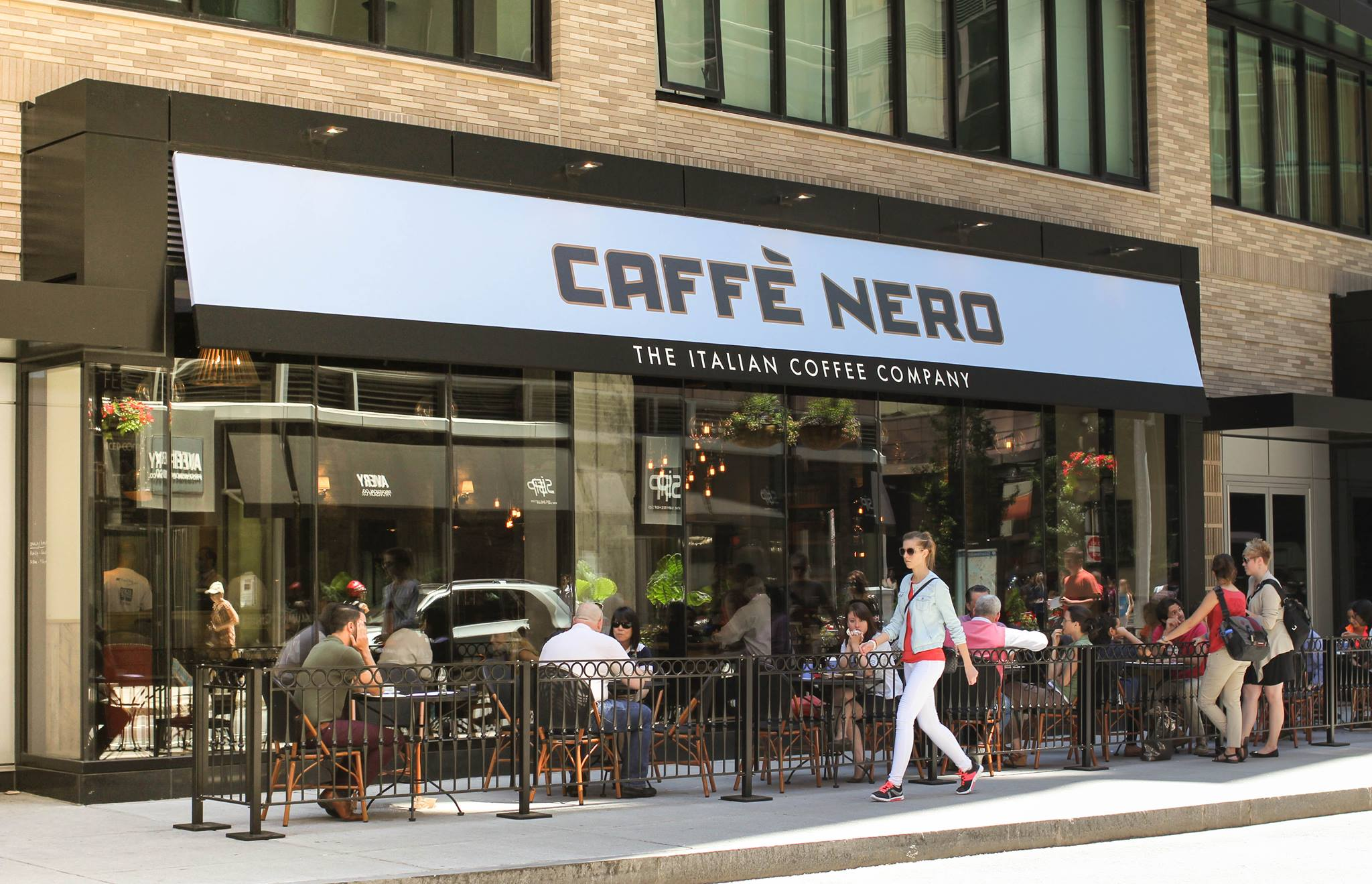 Caffe Nero, Downtown Crossing