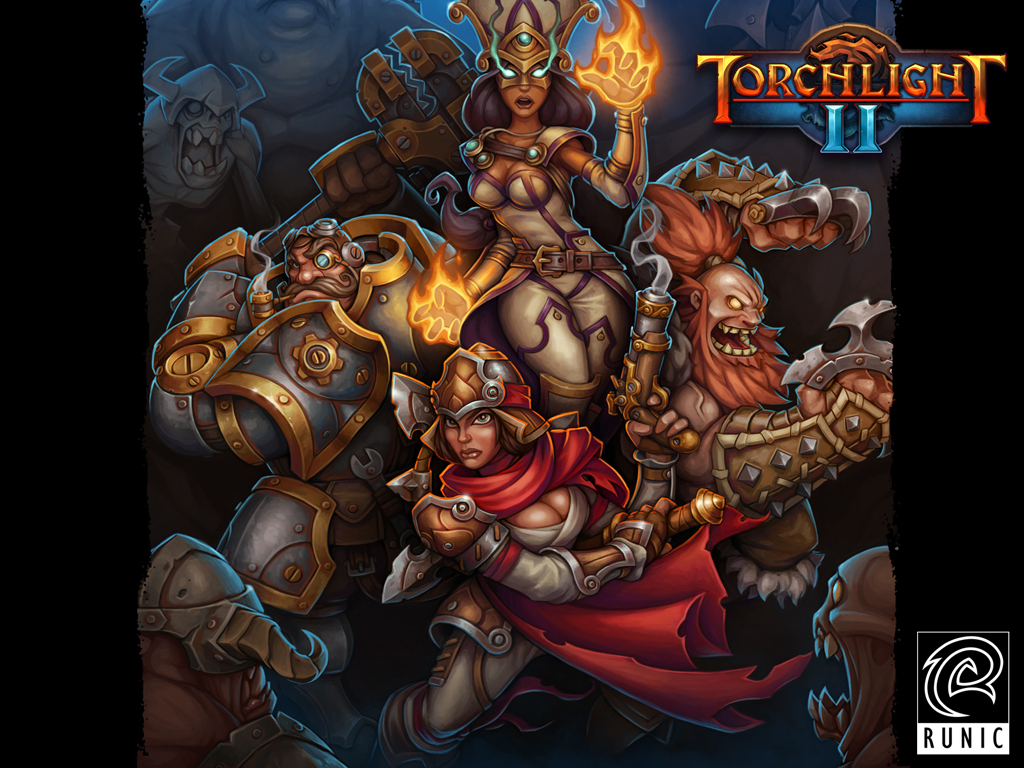 Want a free copy of Torchlight?