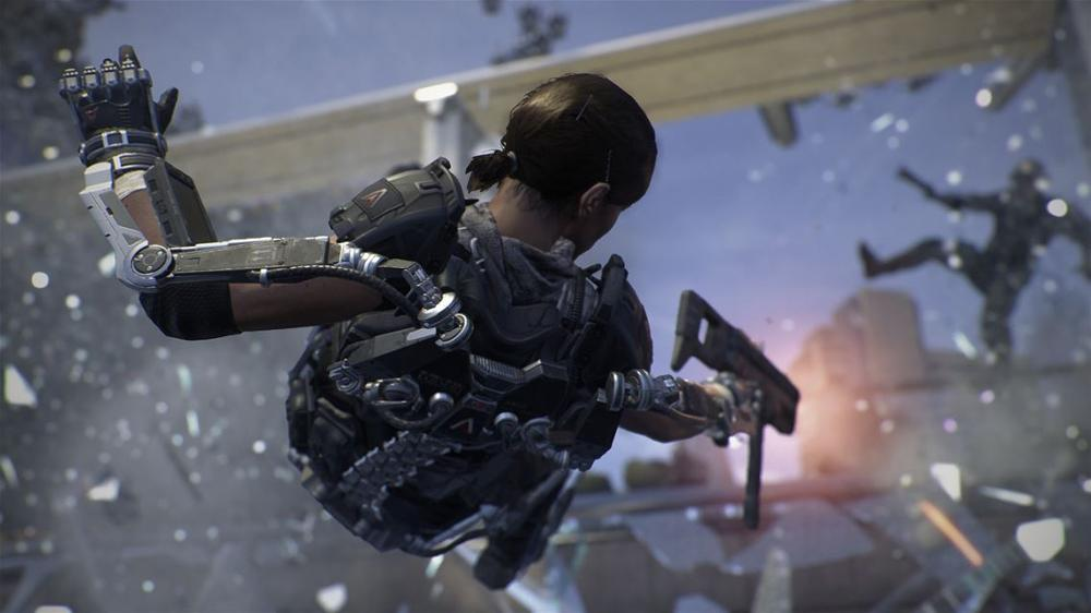 Call of Duty: Advanced Warfare does right by women warriors