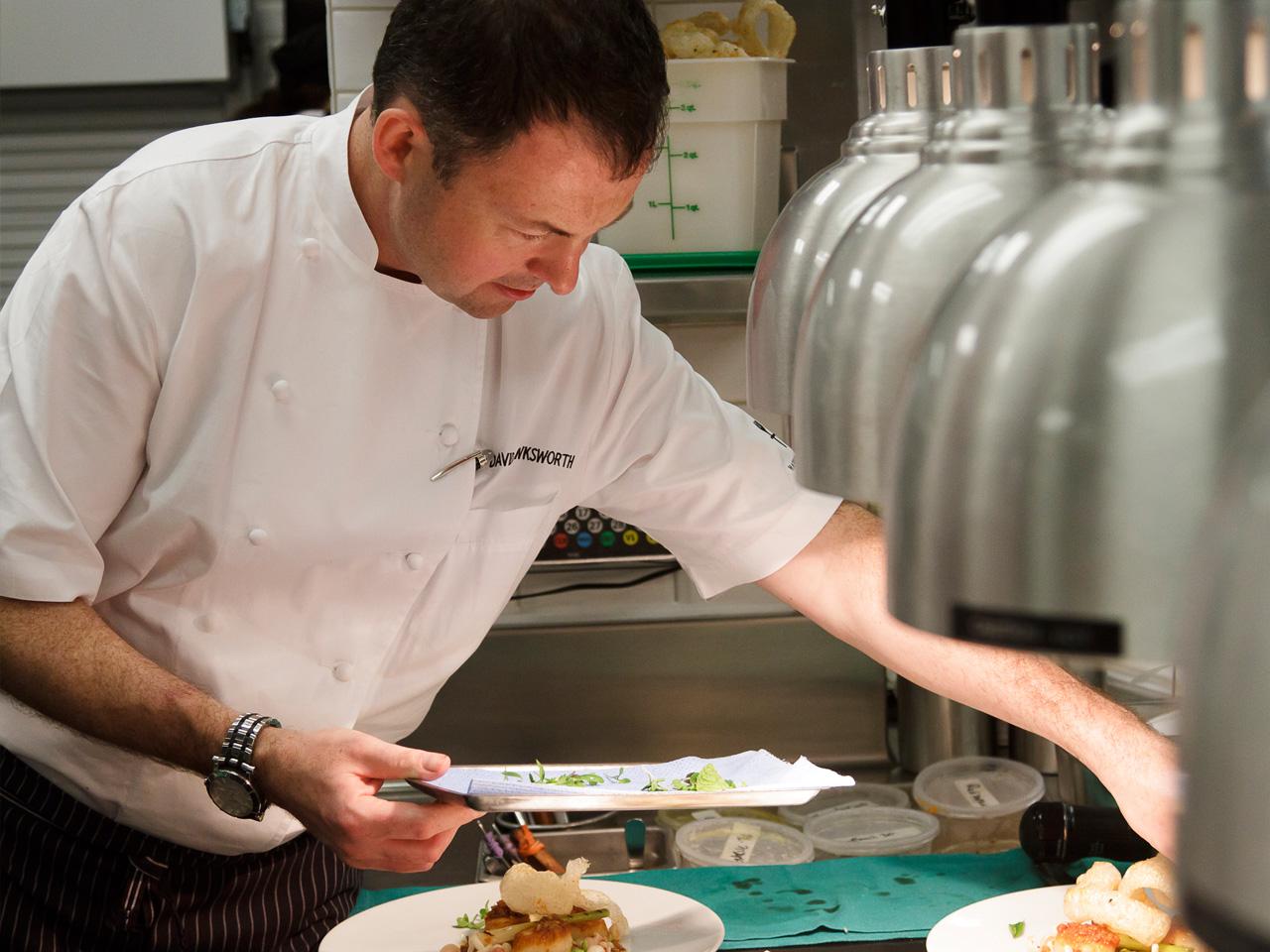 Vancouver Chef David Hawksworth Announces Upcoming Second Restaurant