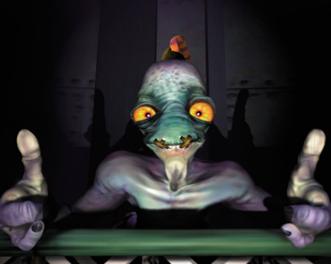 Now you can play Oddworld Stranger's Wrath on your iPhone