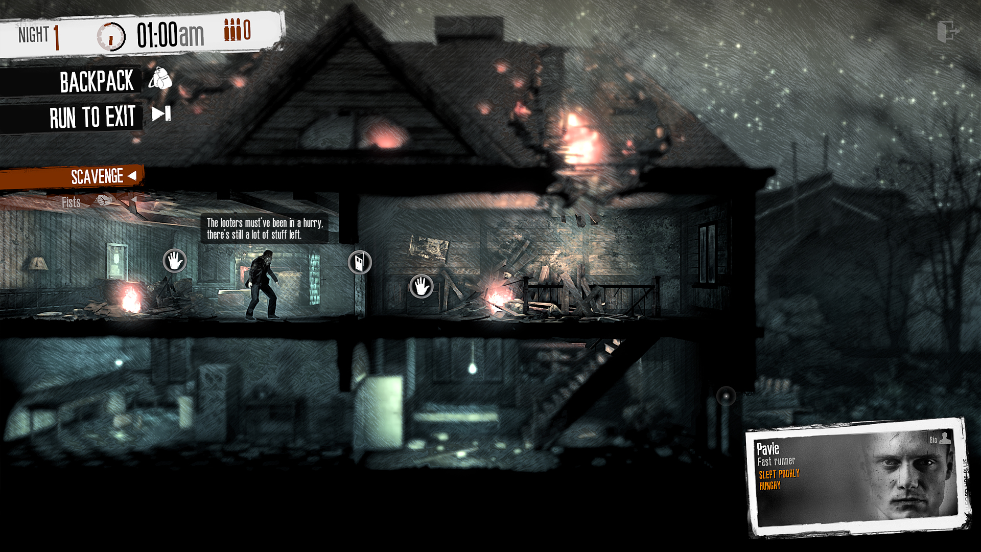 This War of Mine made a profit in just two days