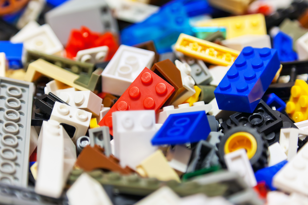 Is Lego about creative freedom or kit-building?
