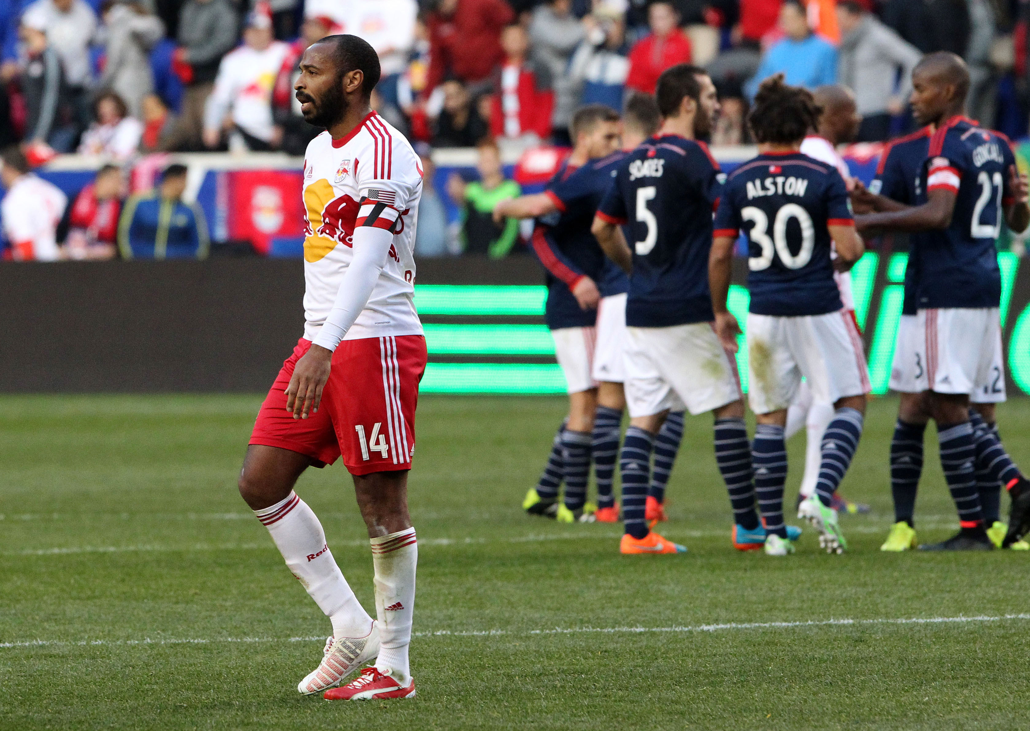 New England Revolution vs. New York Red Bulls, 2014 MLS Playoffs: Revs look to book final place