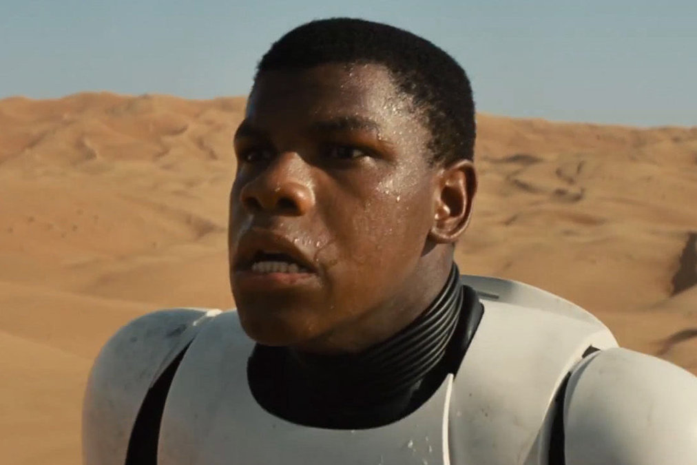 Star Wars: The Force Awakens actor has the best response to racist critics