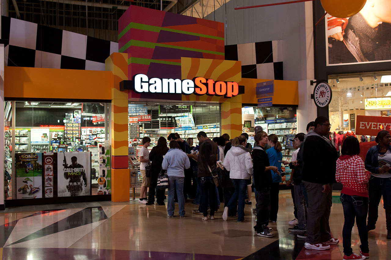 GameStop's Cyber Monday promotion runs all week