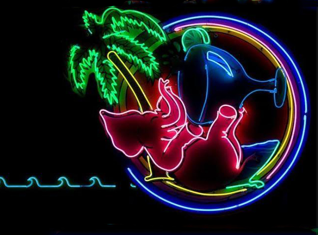 Baby Acapulco Neon