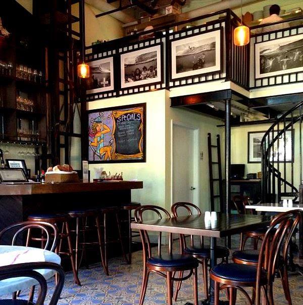 Cafe Mistral.