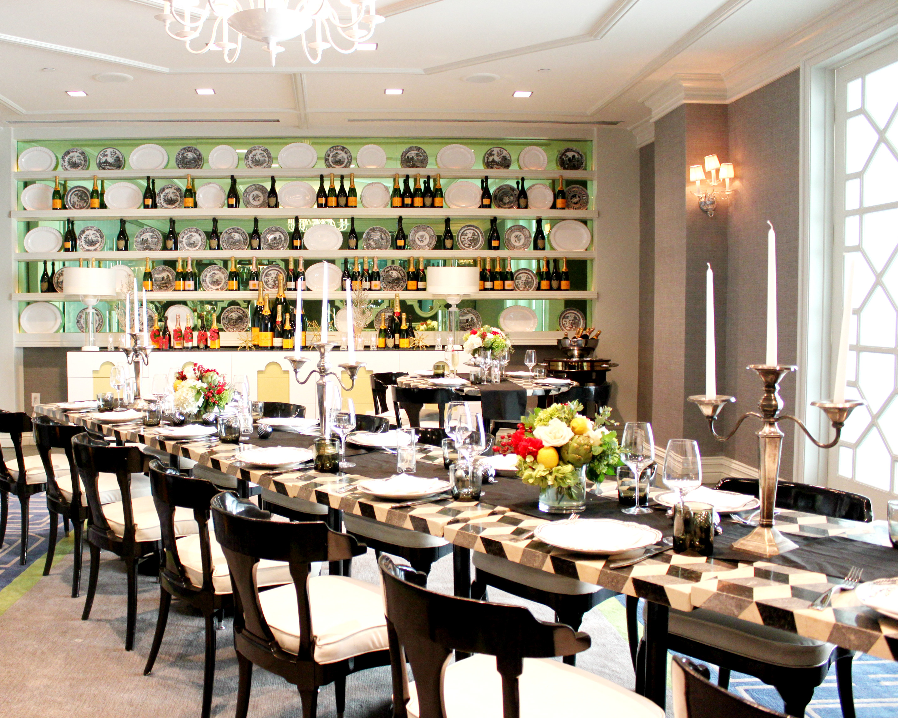 Champagne Atelier, The Viceroy, Santa Monica