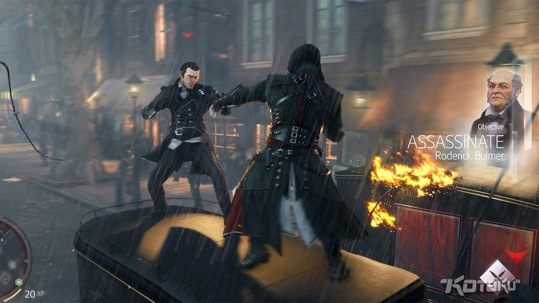 Report: Assassin's Creed Victory sends the series to London in 2015